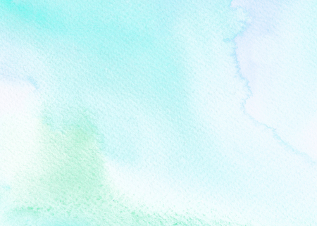 hue: faded light tones blue watercolor background