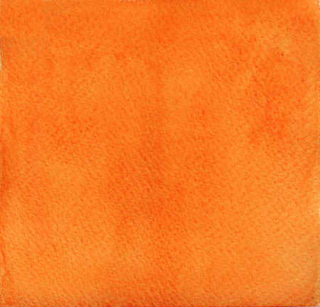 intense: intense orange red abstract flat paint watercolor background Stock Photo