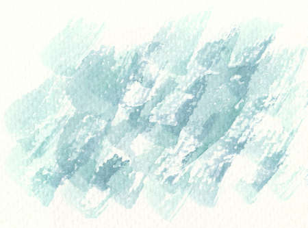 rough: rough textures green blue brush stroke abstract watercolor background