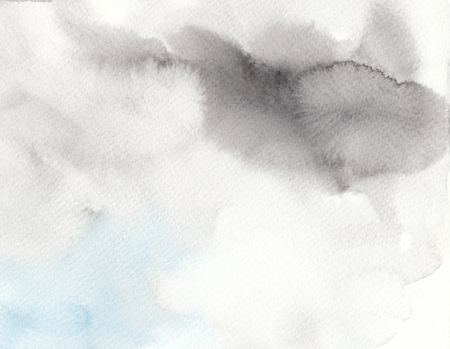 grey: abstract blue grey abstract watercolor background