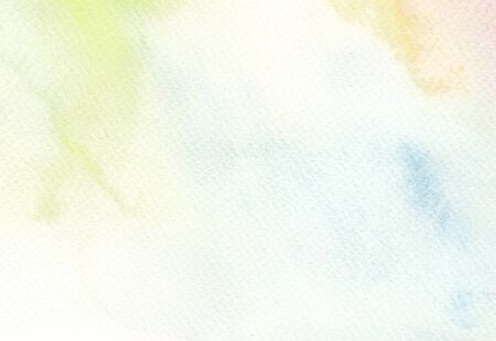 abstract faded green blue watercolor background