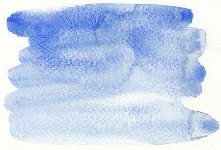 background textures: abstract blue brush stroke textures background Stock Photo