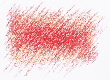 dibujos aproximada vaga de rojo resumen de antecedentes de lápices de colores texturas