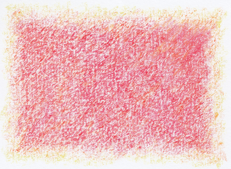 simple plain vivid red crayon abstract background
