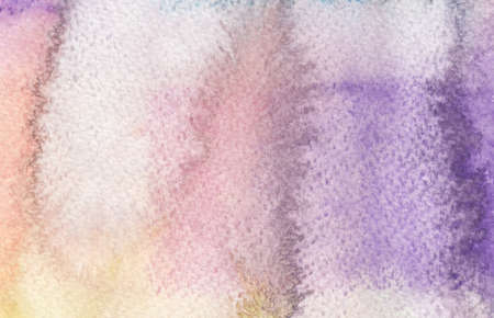 purple watercolor textures abstract background Imagens