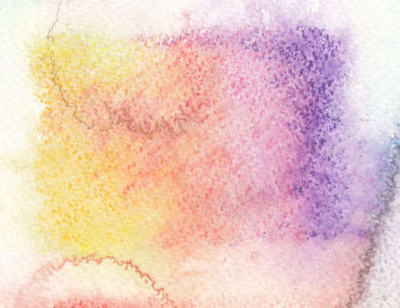 colorful watercolor abstract textures background