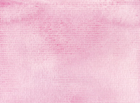 watercolor background paint on linear paper textures in purple pink tones Imagens