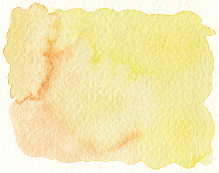 faded yellow watercolor abstract background textures