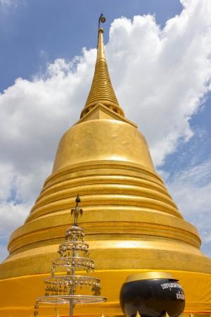 GOLDEN MOUNT TEMPLE,Bangkok,Thailand  photo