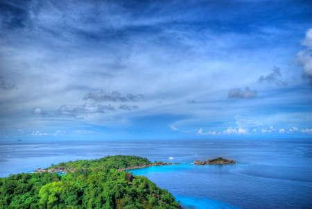 Seascape in Similan Stock Photo - 9789230