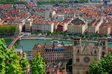 lyon: View of Lyon