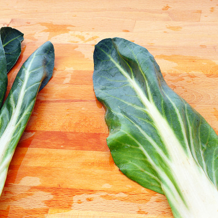 Chard, called chard in Italy, it is usually used in boiled water and sautÅed in a pan or as an ingredient for vegetable soups. square.