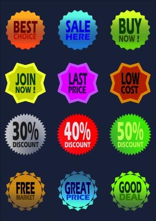 salt free: sale discount Illustration