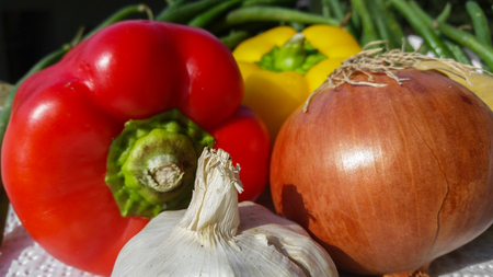 alkalmasság: valódi kész vegyes zöldséget a levesbe