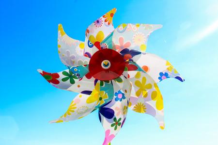 windless: windless pinwheel can not turn