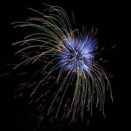fireworks Stock Photo - 14961484