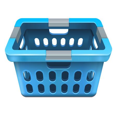 Wäschekorb Standard-Bild - 26041529