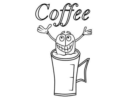 drifting: Coffee Fanatic Large