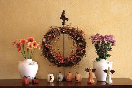 fall arrangement photo
