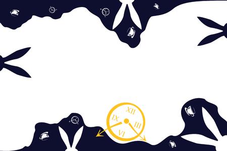 Alice in Wonderland. Background
