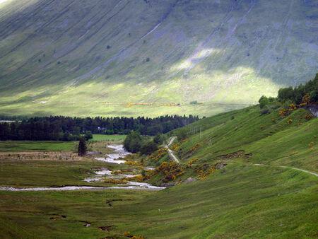 highlands: Scotland Highlands