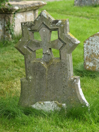 witnesses: Witnesses of a bygone era in the cemetery, UK