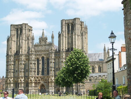 cathedrale: cathedrale in UK Stock Photo