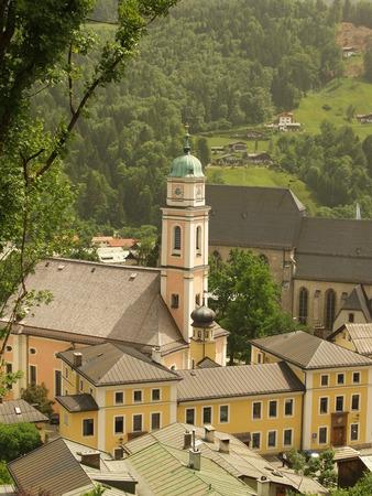 berchtesgaden: Berchtesgaden Cityscape