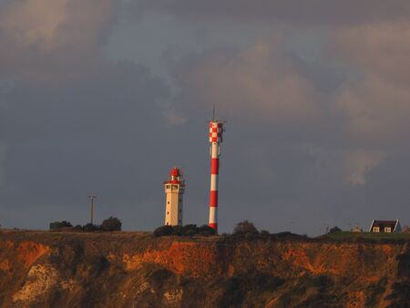 le: lighthouse over Le Havre