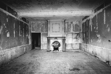 Urbex Exploration, Abandoned old house, Limburg, Netherlands.