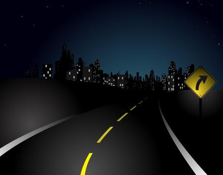 night: City at Night
