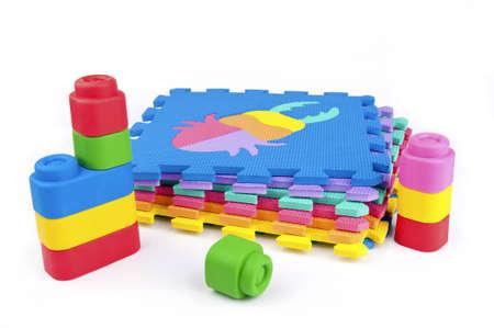 Children Toys Stock Photo
