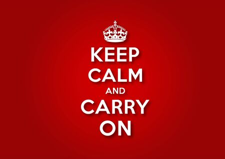 world wars: Keep Calm and Carry On