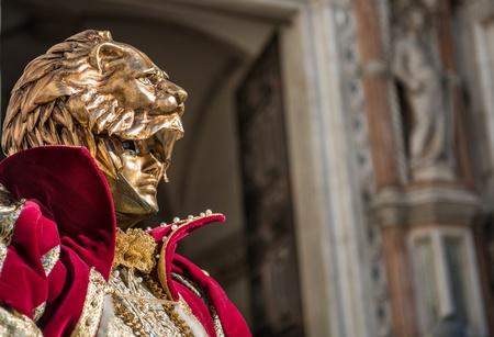 vestidos de epoca: Oro veneciano del carnaval M?scara
