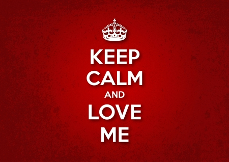 romanov: Keep Calm and Love Me