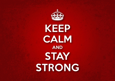 romanov: Keep Calm and Stay Strong