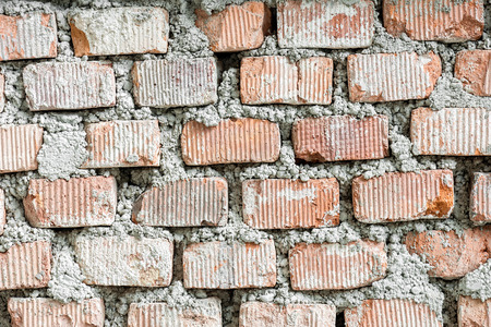 Red Brick Seamless Texture background Stock Photo
