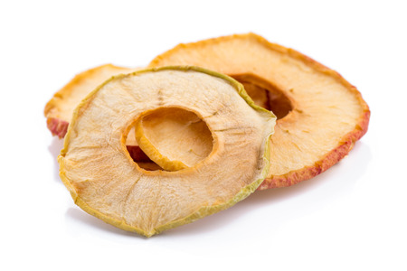 Dried Apple fruit Stock Photo
