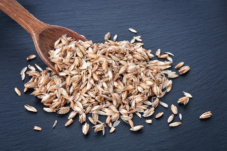 alimentary: Organic spelt hulls