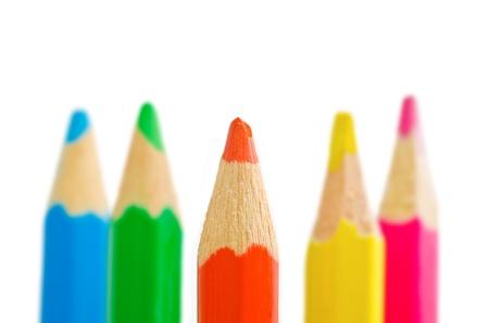 varicoloured: varicoloured pencils