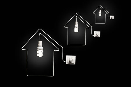 residential homes: The concept of electricity in residential homes