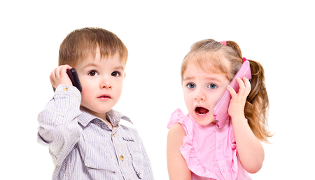 Concept of the modern generation of children