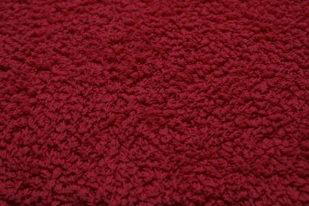 turbid: close up red cotton Stock Photo