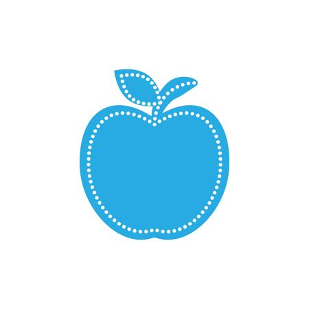 flat icons for apple,fruit,vector illustrations