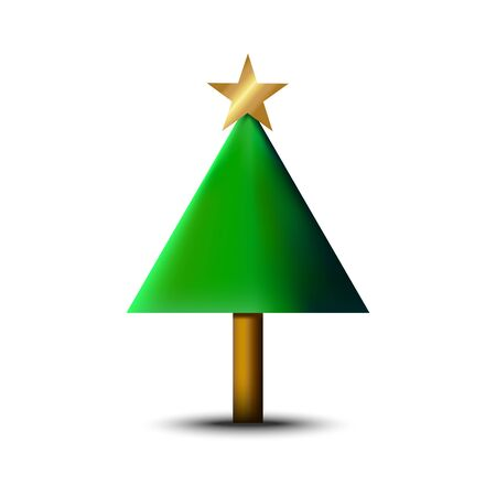 Christmas tree,vector illustrations