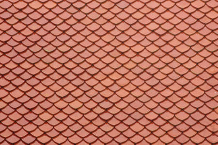 Close up  detail of roof tiles texture Stock Photo - 10656700