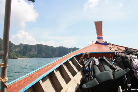 railey: Trave a Railey in barca sospirato tail