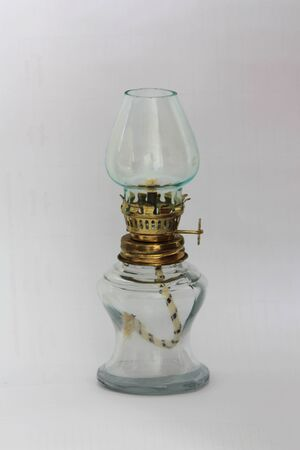 oil  lamp: Oil lamp Stock Photo