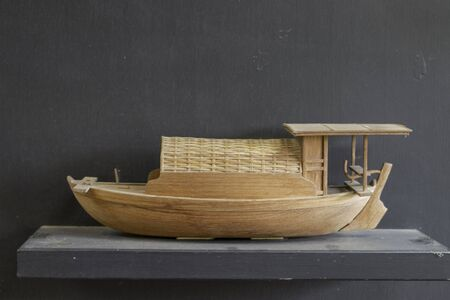 wooden boat: Stock Photo - Wooden boat