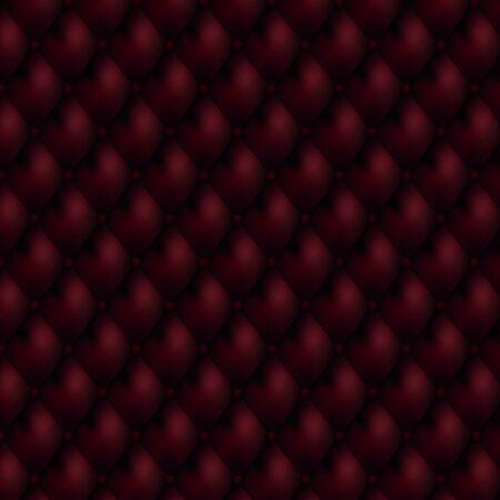 red couch: Sfondo di lusso in pelle rossa senza saldatura